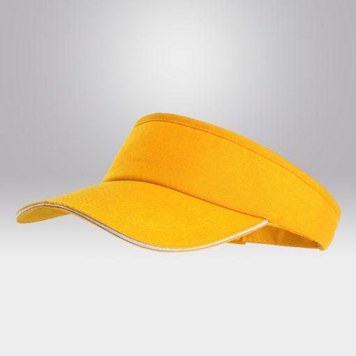 ขายส่งหมวกไวเซอร์ สีเหลือง
