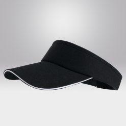 ขายส่งหมวกไวเซอร์ สีดำ