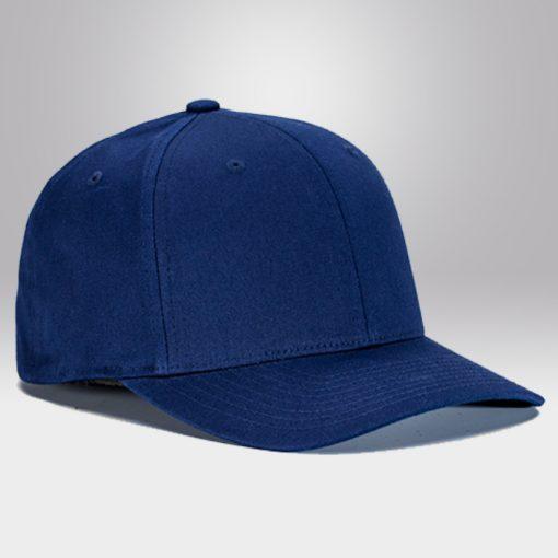 หมวกแก๊ปขายส่ง-สีกรมท่า