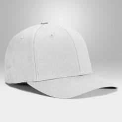 หมวกแก๊ปขายส่ง-สีขาว
