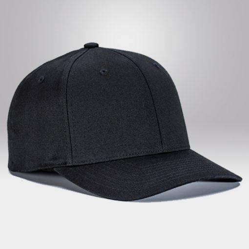 หมวกแก๊ปขายส่ง-สีดำ