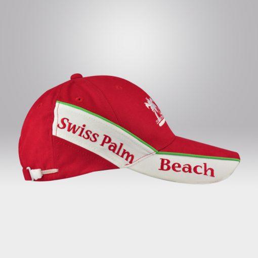 หมวกแก๊ปแบบพิเศษ งานSwiss