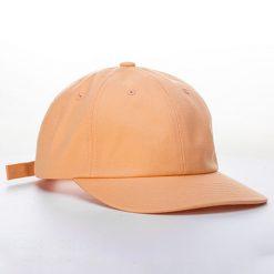 หมวกโมเดิร์นlสีส้ม