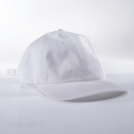 หมวกโมเดิร์นสีขาว