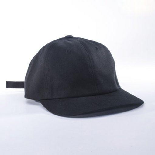 หมวกโมเดิร์นสีดำ