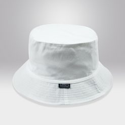 ขายส่งหมวกปีกรอบ สีขาว