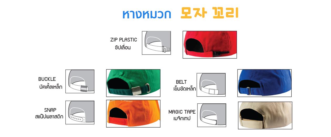 หางหมวก